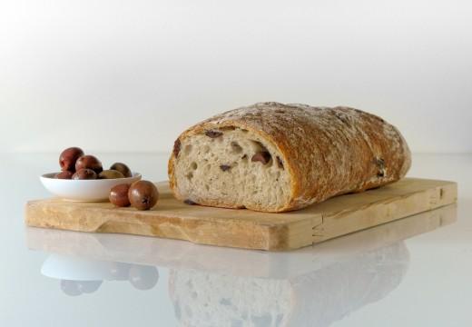 du pain pour aide alimentaire