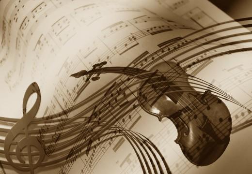 De belles mélodies jouées par M. Robert Lebel, concert