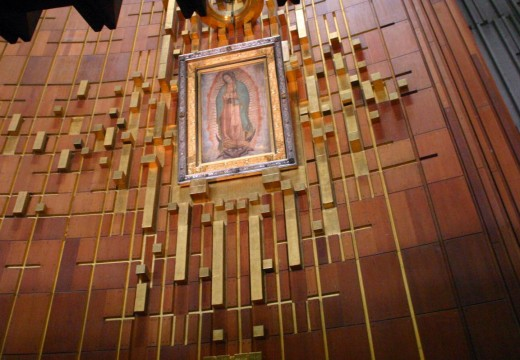 Église Basilique Mexique
