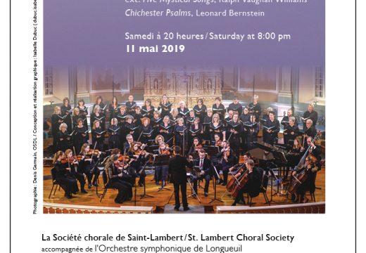 Chorale St-Lambert
