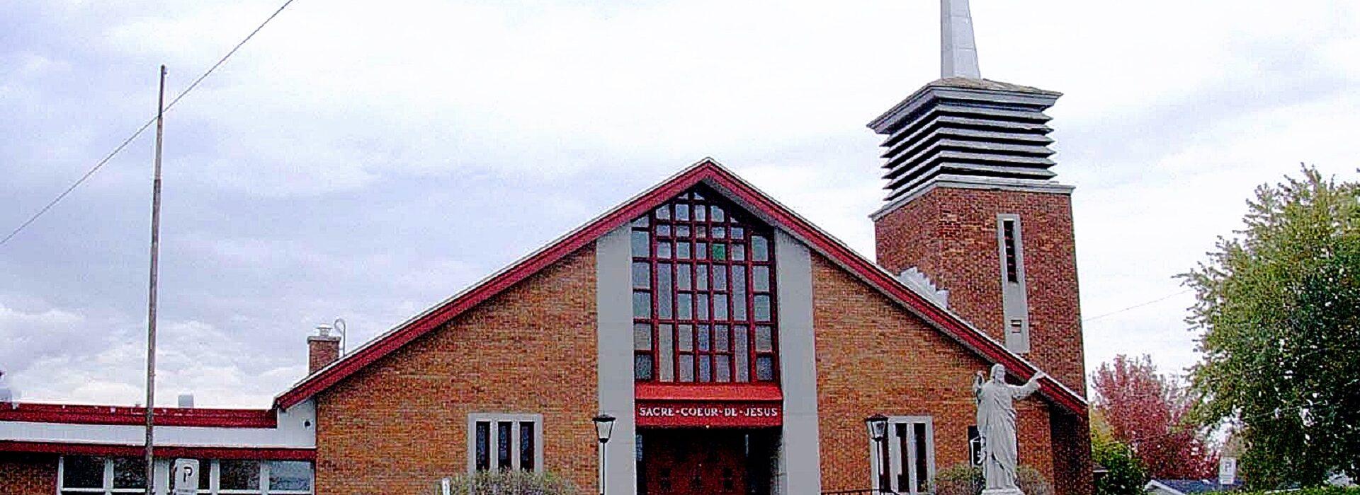 Église à Longueuil